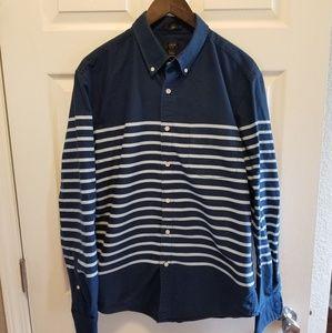 J. Crew Slim fit Oxford shirt